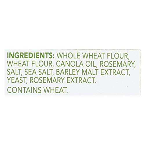 Wasa Crispbread Thins,Rosemary & Sea Sal 6.7 Oz (Pack Of 10)