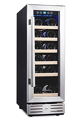"Kalamera 12"" wine cooler KRC-70A-CS002"