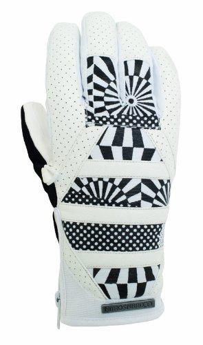 Nitro Snowboards Spell Gants pour Femme XS Blanc - Blanc
