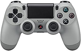 DualShock 4 Wireless Controller for PlayStation 4 - 20th Anniversary Edition (Renewed)