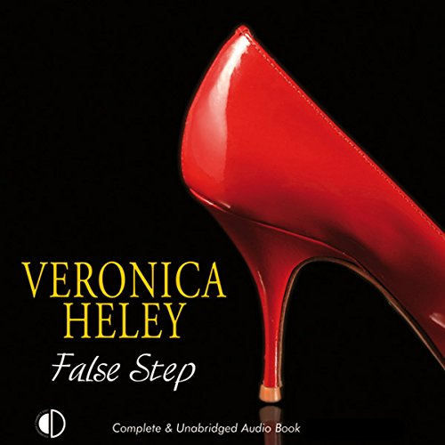 False Step audiobook cover art