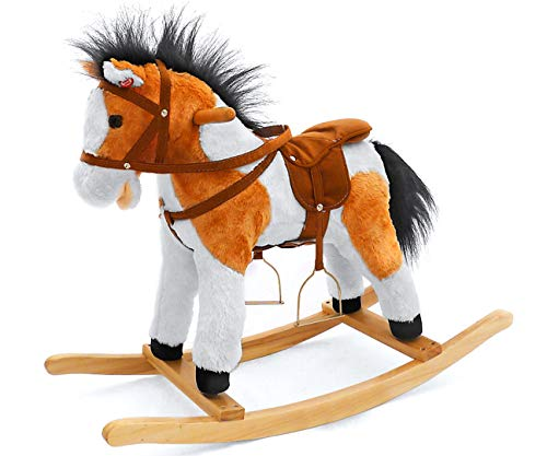 Milly Mally Łatek Rocking Horse