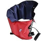 ZHANGLE Cinturón de natación Inflable, cinturón de Cintura de Ayuda Ajustable Cinturón de Flotador de natación con Ayuda de Entrenamiento de Cuerda para niños Principiantes de natación para Adultos