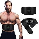 ABS Toning Training Belt,Muscle Toning Waist Trimmer Equipment Abdominal for Men & Women, Abs...