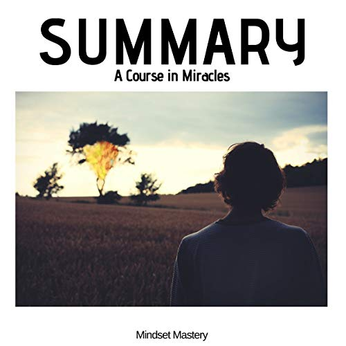 『Summary : A Course in Miracles』のカバーアート