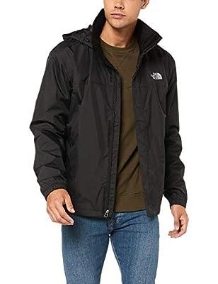 The North Face Men's Resolve Jacket, TNF Black/TNF Black, X-Large
