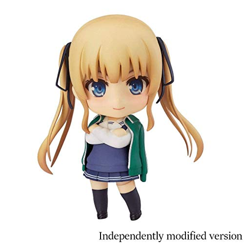 Cómo criar un Boring Girlfriend Uniformes Eriri Spencer Sawamura Figura Nendoroid Acción (Eriri Spencer Sawamura) - 3.93