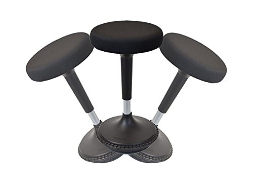 Wobble Stool Standing Desk Chair for Active Sitting Modern sit...