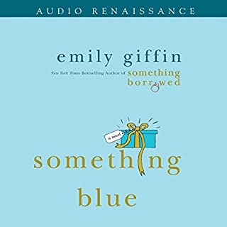 Something Blue                   By:                                                                                                                                 Emily Giffin                               Narrated by:                                                                                                                                 Christine Marshall                      Length: 11 hrs and 2 mins     954 ratings     Overall 4.1