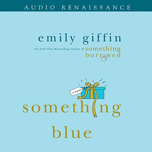 Something Blue                   By:                                                                                                                                 Emily Giffin                               Narrated by:                                                                                                                                 Christine Marshall                      Length: 11 hrs and 2 mins     979 ratings     Overall 4.1