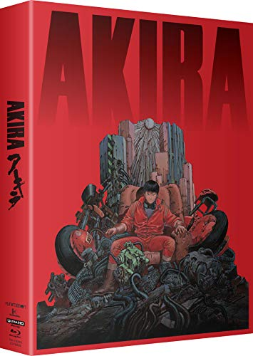 Akira - Movie - 4K - LE [Blu-ray]