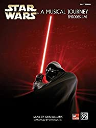 Star Wars A Musical Journey, Easy Piano: Episodes I-VI