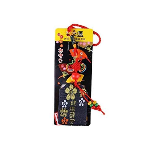 Amuleta Japonesa – Omamori simbolismo de Salud y Larga duración