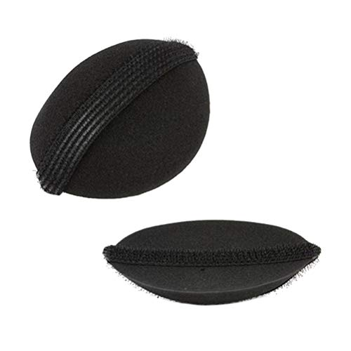 SUPVOX 2pcs Sponge Bump It Up Volume Hair Base Styling Insert Tool Accessori per capelli