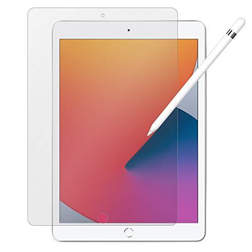 『MS factory iPad 10.2 2020 2019 用 フィルム ペーパーライク 保護フィルム ipad10.2 ipad8 第8世代 ipad7 第7世代 対応 アンチグレア 日本製 MXPF-IPAD-7-PL』のトップ画像