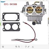 ZHANGYY Cambio rápido para Generac Carb 0F9035 - Espárrago de Bola de carburador para generador, Compatible con 0K1588 0G4612