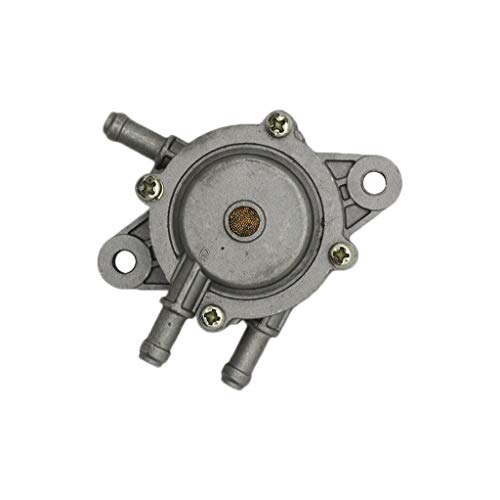 CNCMOTOK 808656 Fuel Pump Replaces Upgrade Aluminum Alloy to Prevent Oil Leakage for 691034/808281/692313/557033 Engine Lawn Mower Tractor