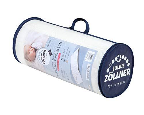 Julius Zöllner 7120100000Materasso per lettino da viaggio Travel Soft Premium, 60x 120cm