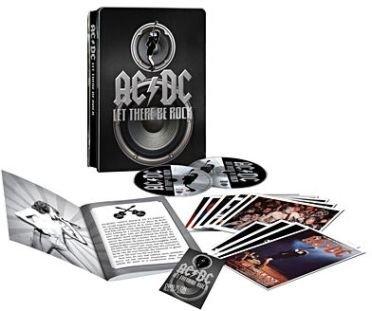 AC/DC – Let There Be Rock, le coffret DVD édition limitée
