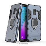 Cocomii Black Panther Armor Galaxy A8 2018 Case NEW [Heavy