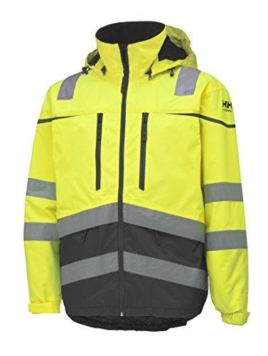 Helly Hansen Warnschutz Parka Tonsberg Jacket 71147 Warnschutzjacke 369 S