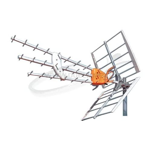 Televes 149901 - Antena dat hd boss 790 uhf c21-c60 32dbi
