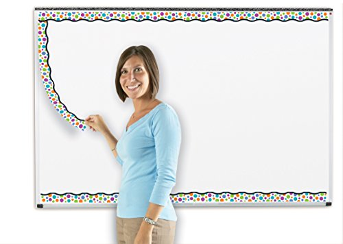 Learning Resources MagnaBorders- Polka Dots