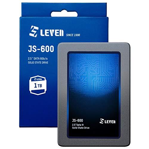 LEVEN 内蔵 2.5インチ SSD/SSD 1TB / SATA3.0 6Gbps / 3年保証 / (JS600SSD1TB)
