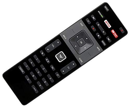 SccKcc Remote for Vizio Smart TV Remote XRT-140 and Vizio Smart TV Quantum 4K UHD HDR OLED HDTV SmartCast, Vizio D M P V Series LED LCD 24 32 40 43 50 55 58.