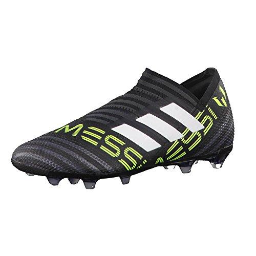adidas Unisex-Kinder Nemeziz Messi 17+ 360Agility FG Fußballschuhe, Schwarz (schwarz schwarz), 38 EU