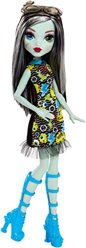 Monster High DVH19 - Muñeca de Frankie Stein