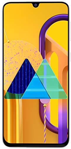 Samsung Galaxy M30s (Pearl White, 4GB RAM, Super AMOLED Display, 64GB Storage, 6000mAH Battery)