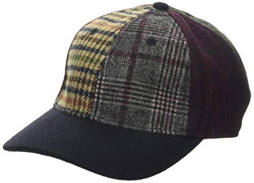 Hackett Patchwork Cap Gorra de béisbol, (Multi 0aa), Talla única (Talla del Fabricante:...