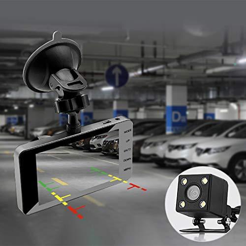 XIXI Car J20-1 2.5D 4 Zoll 170 Grad Weitwinkel Full HD 1080P Video Auto DVR, Unterstützung TF-Karte/Bewegungserkennung/Loop Recording