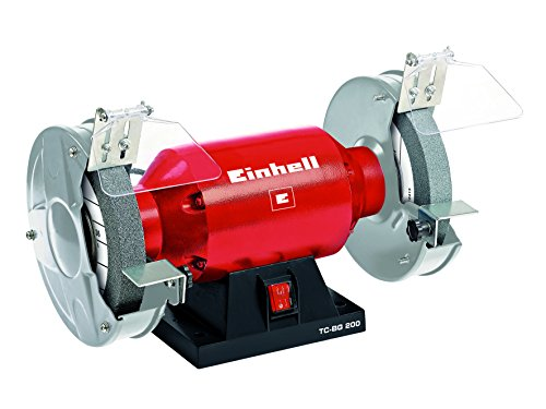 Einhell TH-BG 200 - Esmeriladora, disco 200 mm, 400 W, 230 V