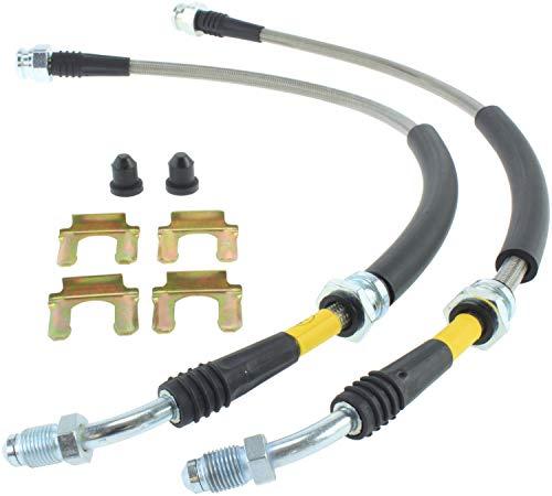 StopTech (950.61010) Brake Line Kit, Stainless Steel