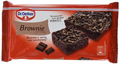 Dr. Oetker Fertigkuchen Brownie, 6er Pack (6 x 300 g)