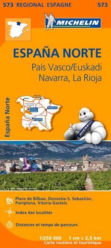 PAIS VASCO , NAVARRA , LA RIOGA 11573 CARTE ' REGI (Régional Espagne)