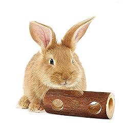 SunGrow Fresh Pine Chew Log for Rabbits