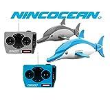 Ninco Ninco-NH99034 NH99034 NincOcean Dolphin. Delfín teledirigido de Agua Dulce. Color Surtido, Multicolor