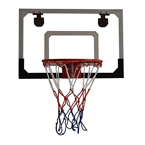 Affordable GraceShop 2.87lbs Indoor Mini Basketball Hoop Backboard System Home Office Room Door w/Ba...