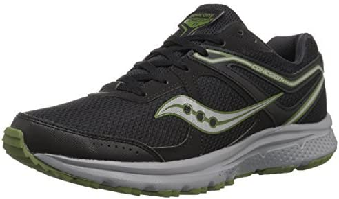 Saucony Men's Omni 16 Time sale Grey Navy Running Limited time cheap sale Shoe