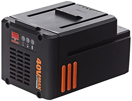 Worx 40V / 2,0 Ah Ersatzakku für 40V Powershare Geräte, WA3536, 1 Stück