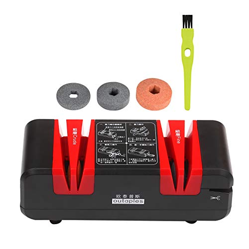 Kecheer Afilador de cuchillos eléctrico, multifunción,...