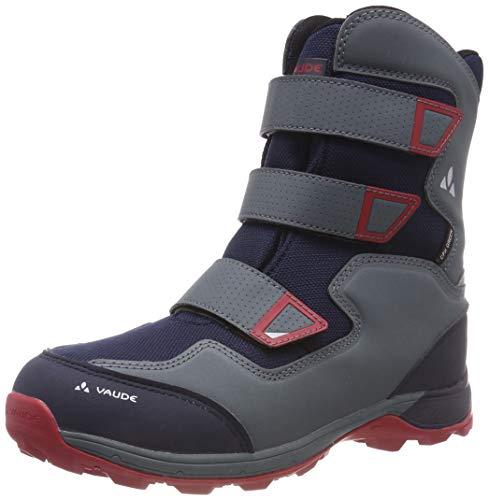Vaude Kelpie Cpx dziecięce buty zimowe, szary - heron - 32 EU