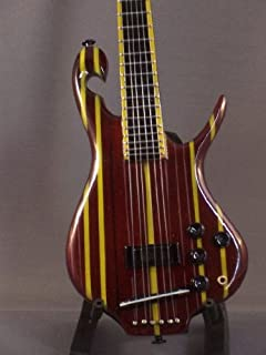 Mini Guitar PRIMUS LES CLAYPOOL Rainbow Bass DISPLAY