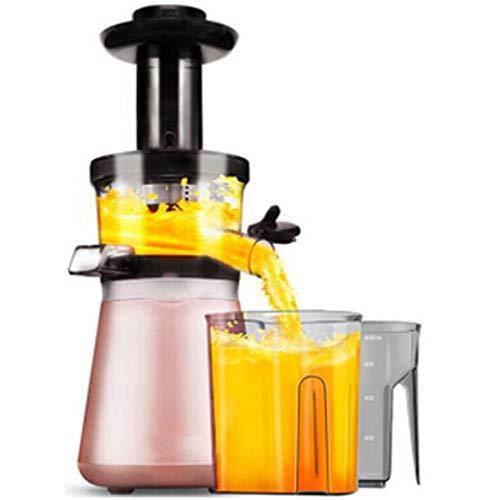 Exprimidor eléctrico multifunción Exprimidor lento Exprimidor de jugo Exprimidor centrífugo Fruta y...