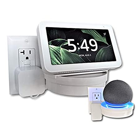 best echo show mounts