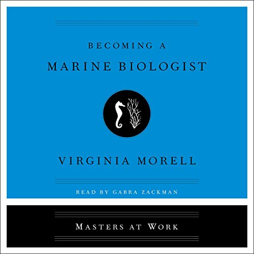Couverture de Becoming a Marine Biologist