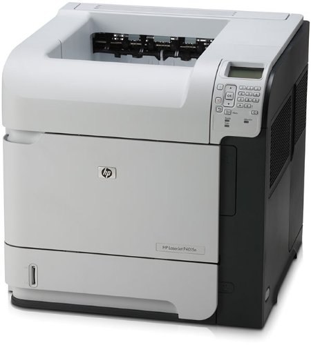 HP LaserJet P4015n Mono Printer (MPS Ready) (52 ppm) (540 MHz) (128 MB) (8.5in x 14in) (1200 dpi) (Max Duty Cycle 225000 Pages) (USB) (Ethernet) (Energy Star) (600 Sheet Input Capacity)
